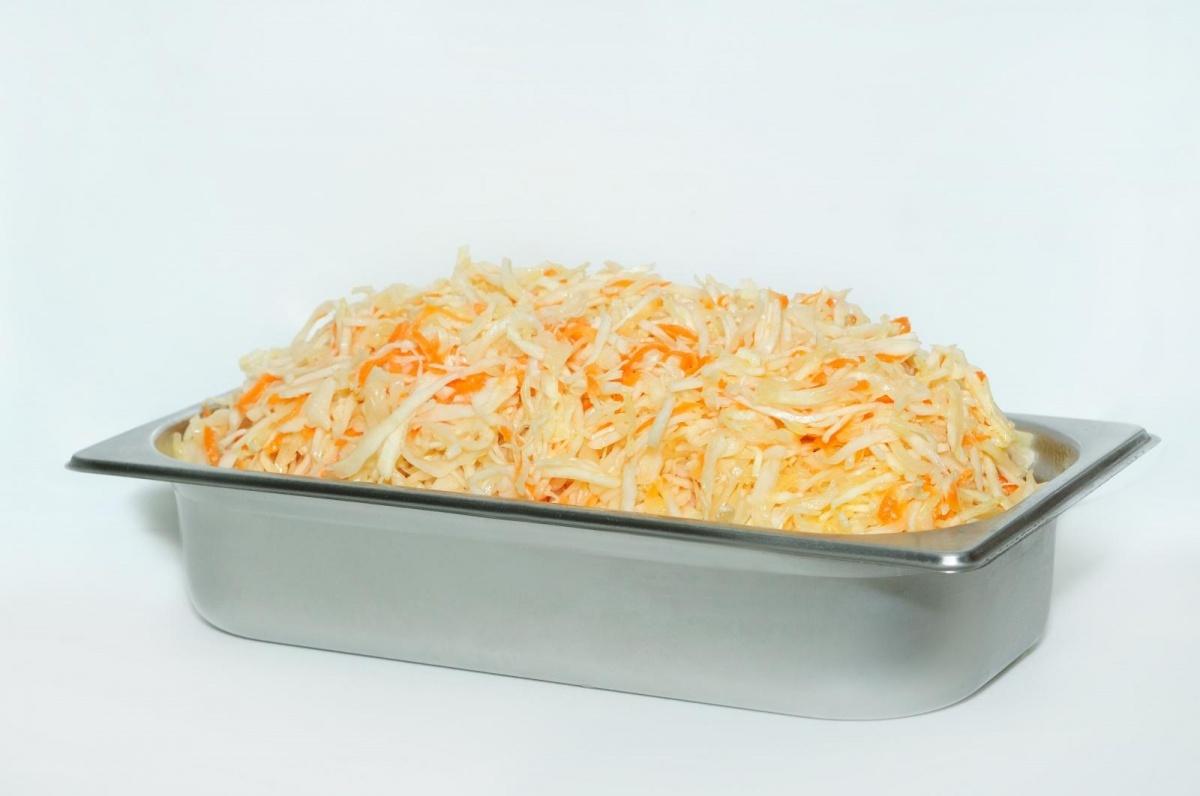Наша новая продукция - овощные салаты