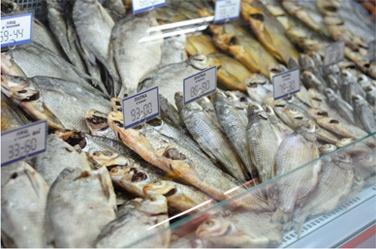 Рибна крамниця
