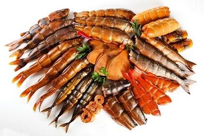 Рыба копченая: рыба горячего копчения