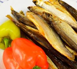 Рыба горячего копчения: купить оптом