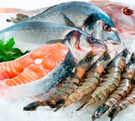 Мороженая рыба: купить оптом замороженную рыбу
