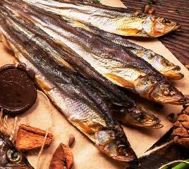 Рыба вяленая: купить сушеную рыбу оптом
