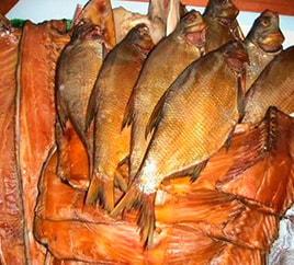 Риба холодного копчення оптом